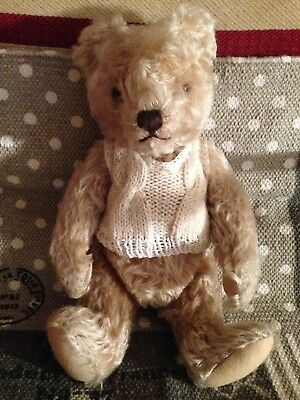 Alter STEIFF Teddybär - Old Teddy Bear - Vintage - Antik Teddybaer - Antique