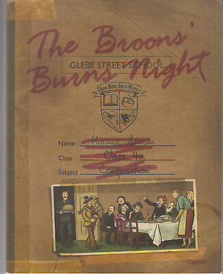 The Broons Burns Night book 2008