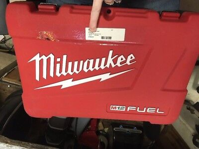 Milwaukee M12 Fuel 1/2 Hammer Drill/ Driver