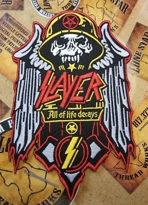 Slayer All Life Decays Patch