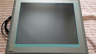 "Siemens 19"" Simatic Panel PC"