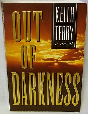 Out of Darkness by Keith Terry ~ Golf's Casper & 2 More Mormon LDS Titles VGUC