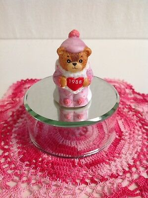 "Lucy And Me ""valentine Lucy Thimble"" Lucy Rigg Enesco"