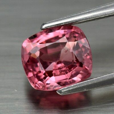 0.88ct 5.8x5mm Antique-Cut Natural Pink Spinel, M'GOK