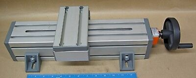 Minitec Lead Screw Driven Linear Positioner Adjusting Unit VEN 90