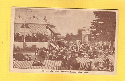 Canada,Toronto,Canadian National Exhibition (1920) famous Bands play here