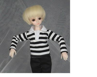 E11 1/4 Boy Super Dollfie Normal Skin Coordinate Model Fullset BJD Doll O