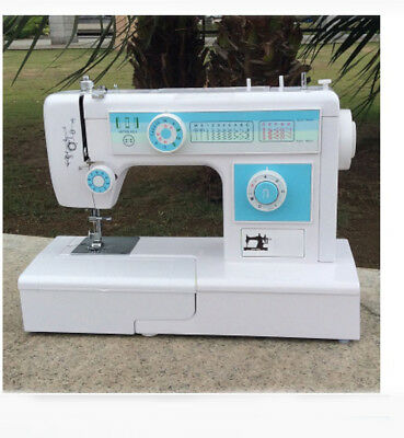 Electric Metal Frame Mini Handheld Sewing Portable Desktop Multifunction