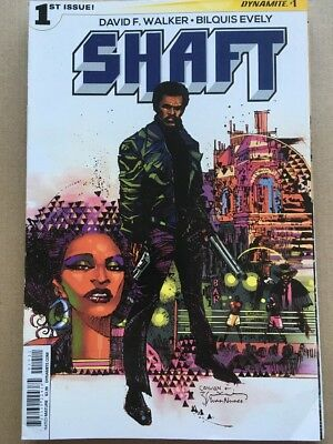 Shaft Issues 1-6 Dynamite Comics New Unread