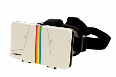 """POLAROID VIRTUAL REALITY HEADSET. Total Entertainment! Fits smartphones up to 6"""""""
