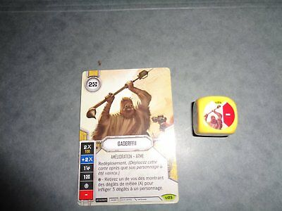 Star Wars Destiny Rare Gaderffii Vf