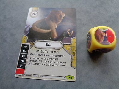 Star Wars Destiny Rare Ruse Vf