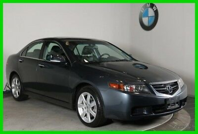 2005 Acura TSX NAVI ONE OWNER NEW BRAKES NEW TIRES 2005 Acura TSX Sedan NAVI ONE OWNER NEW BRAKES NEW TIRES FWD