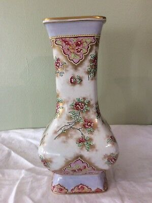 Beautiful Huge Vintage Vase By Losol Ware In Grreat Condition 1930's