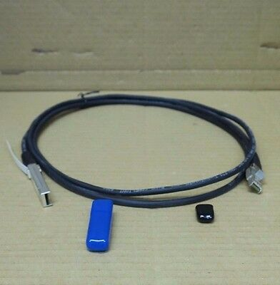 NEW Dell YK184 ESG-X SFP-HSSDC2 2M 2 metre CABLE