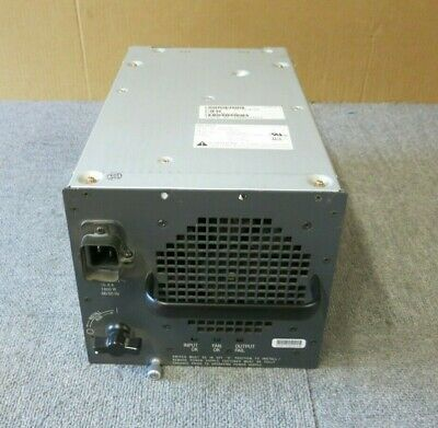 Cisco Catalyst 1300w Power Supply Unit PSU 34-0918-02 - TESTED