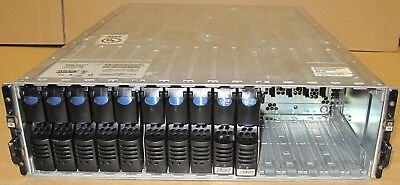 EMC KAE Storage Array 005048494 + 2 x Controllers 2 x PSU Fibre Channel FC SAN