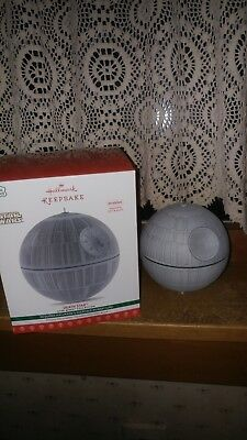 Hallmark Keepsake Ornament 2017 Death Star - Star Wars Collection NIB