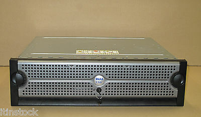 Dell EMC Array Chassis KTN-STL CX-2PDAE-FD With Controllers And Power Supplies