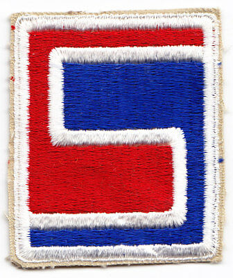 69th Infantry Division cut edge snow back WW2 US Army