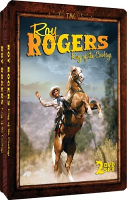 Miscellaneous-Roy Rogers-King Of The Cowboys (Dvd) (Slim Tin/2Discs)  Dvd New