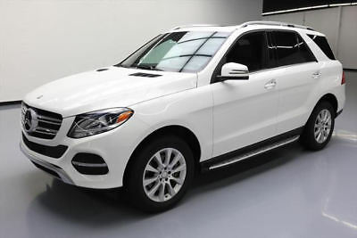 2016 Mercedes-Benz GLE-Class  2016 MERCEDES-BENZ GLE300D 4MATIC AWD DIESEL P1 NAV 31K #641663 Texas Direct