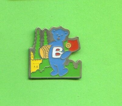 Pins Butagaz Portugal Ours H649