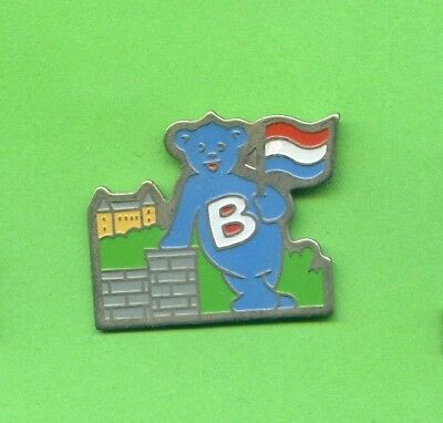 Pins Butagaz Luxembourg Ours H651