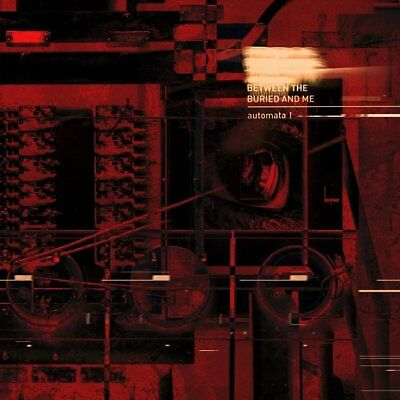 BETWEEN THE BURIED AND ME 'AUTOMATA I' CD (9th March 2018)