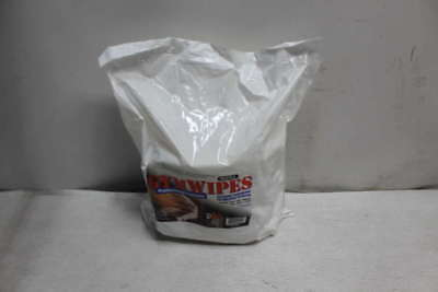 Gym Wipes Professional, 6 x 8, Unscented, 700/Pack