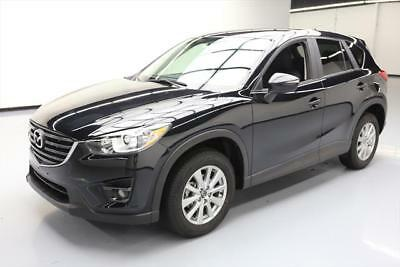 2016 Mazda CX-5  2016 MAZDA CX-5 TOURING REAR CAM BLUETOOTH ALLOYS 16K #623781 Texas Direct Auto