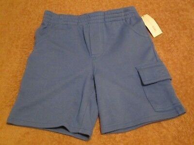 Baby Toddler's Boys WonderKids Blue Soft Shorts Size 4T