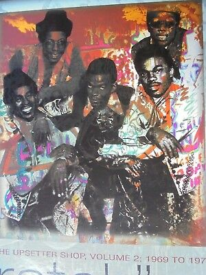 LP LEE PERRY (V.A.) - THE UPSETTER SHOP VOLUME.2 (1969-73) / 1999 us-HEARTBEAT