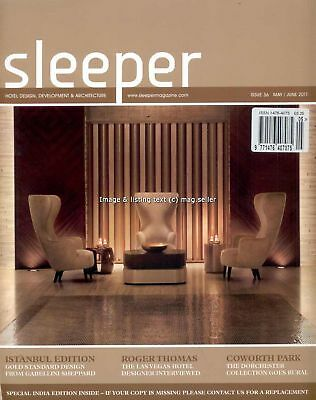 Sleeper May June 2011 Hotel design mag Coworth Park