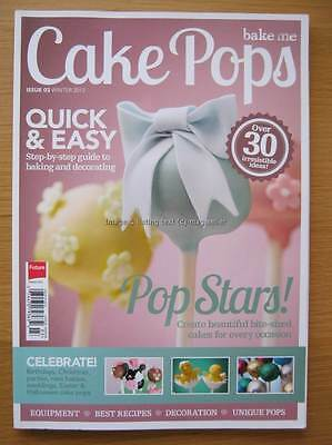 Cake Pops magazine issue 3 Winter 2013