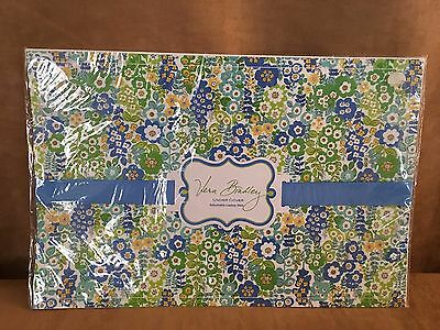 Vera Bradley Under Cover Adjustable Laptop Skin English Meadow floral flower