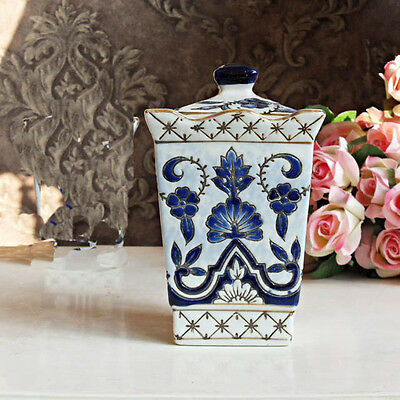 New Classical Height 16 CM Width 10 CM Hand-Painted Ceramics Home Decoration