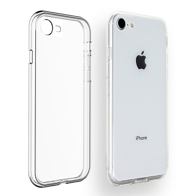 New Shockproof Soft TPU Cover Case Clear Case For iPhone X/ 8/ 7/ 6/ 6s Plus