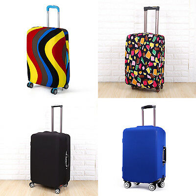 Travel Luggage Protector Cover Elastic Spandex Suitcase Protection Covers Bags