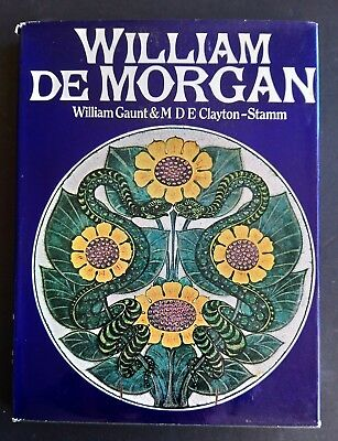 William DE MORGAN Ceramics Tiles Pre-Raphaelite Period Arts and Crafts Rare VGC