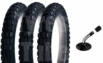 Phil and Teds CHUNKY Pram Tyres & Free Tubes (Set of 4)
