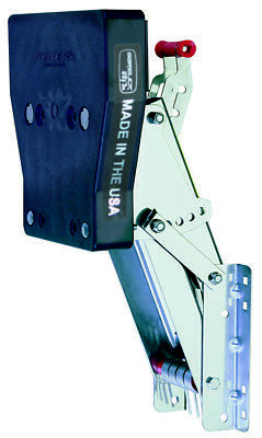 GARELICK Stainless Steel Auxiliary Motor Bracket Up to 25 HP