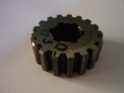 BSA UNIT B40 WD MAINSHAFT 1st GEAR PINION B25 B44 TWINSHOCK TRIALS PRE65