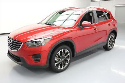 2016 Mazda CX-5 Grand Touring Sport Utility 4-Door 2016 MAZDA CX-5 GRAND TOURING HTD SEATS SUNROOF NAV 39K #706071 Texas Direct