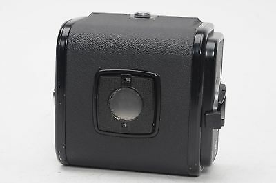 Hasselblad A12 V-Button Roll Film Back Black                                #403