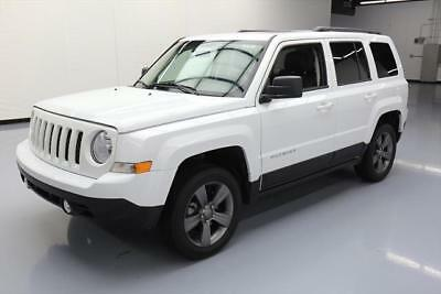 2015 Jeep Patriot  2015 JEEP PATRIOT HIGH ALTITUDE 4X4 LEATHER SUNROOF 17K #207779 Texas Direct