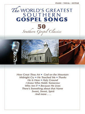 Southern Gospel Classics Piano Sheet Music Guitar Chords Christian