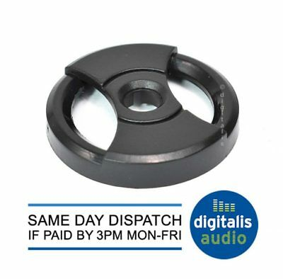 "Spindle Adaptor for 7"" 45 RPM Single Vinyl Records Centre Hole"