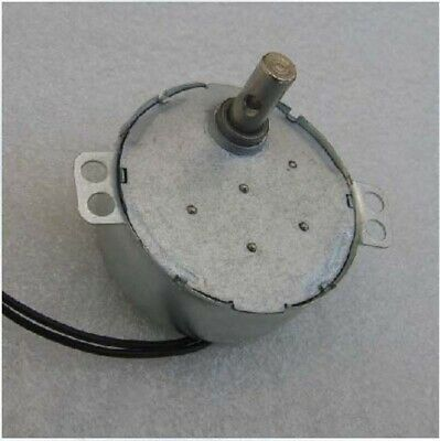 1pcs TYC49 AC220V 3.5W Permanent Magnet GearBox Synchronous Gear Motor 3-30RPM
