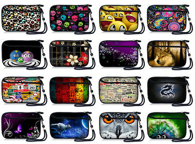 Waterproof Strap Carry Case Bag Wallet Cover Protector Pouch for Dell Smartphone